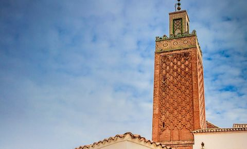 Moscheea si Cripta lui Sidi Boumediene