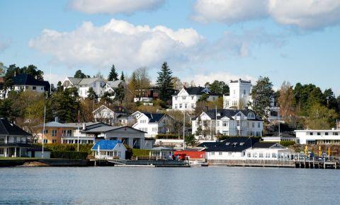 Peninsula Bygdoy din Oslo