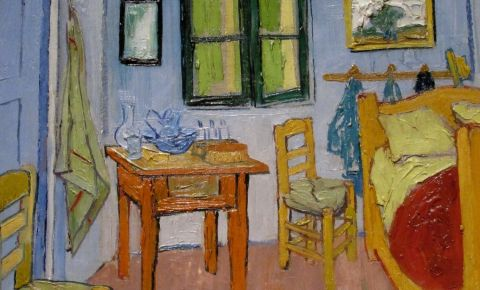 Camera Picturilor lui Vincent van Gogh din Arles