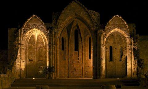Capela Frantei din Insula Rodos