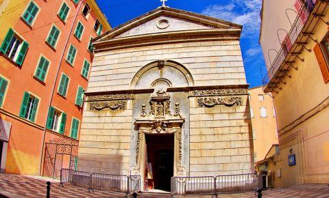 Capela Immaculee Conception din Bastia