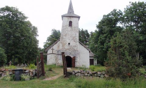 Capela din Kassari