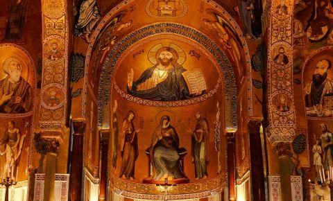 Capela Palatina din Palermo