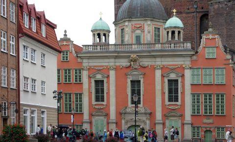 Capela Regala din Gdansk