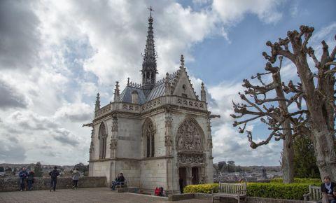 Capela Saint Hubert din Amboise
