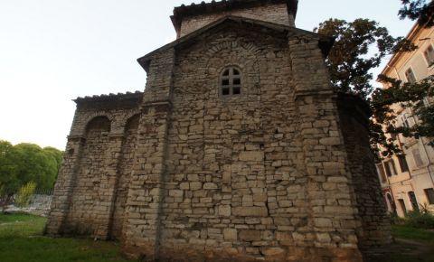 Capela Sfanta Maria Formosa din Pola
