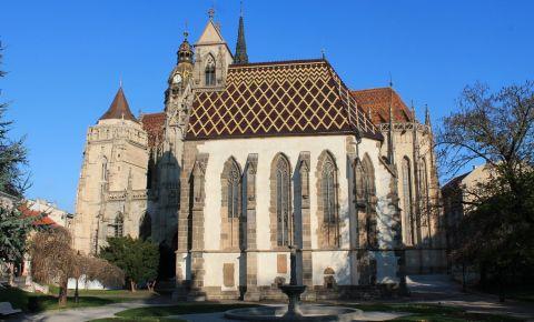 Capela Sfantul Mihail din Kosice