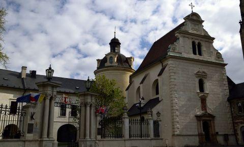 Capela St Jan Sarkander din Olomouc