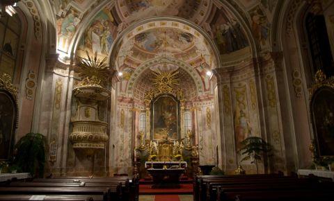 Capela Szent Jobb din Balatonalmadi