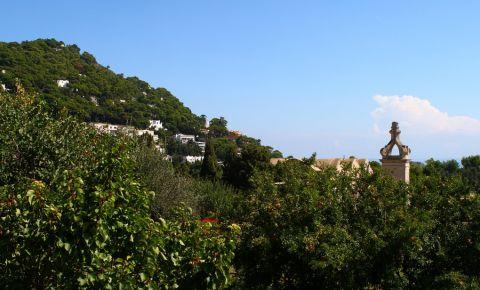 Gradinile lui Augustus din Insula Capri