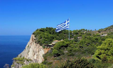 Capul Skinari din Insula Zakynthos