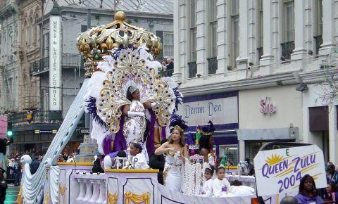 Carnavalul Mardi Gras din New Orleans