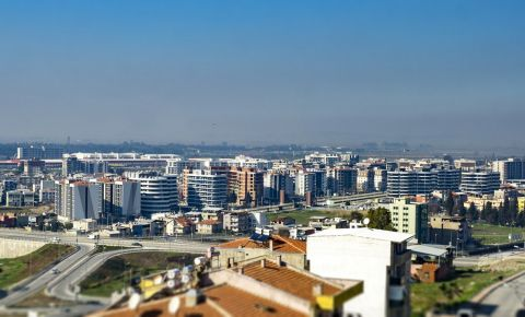 Cartierul Balcova din Izmir