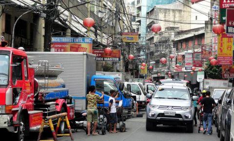 Cartierul Chinezesc din Manila