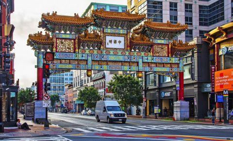 Cartierul Chinezesc din Washington