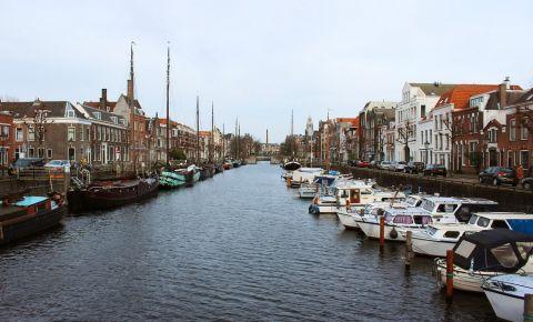Cartierul Delfshaven din Rotterdam