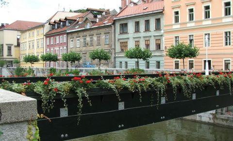 Cartierul Krakovo din Ljubljana