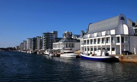 Cartierul Norra Hamnen din Helsingborg