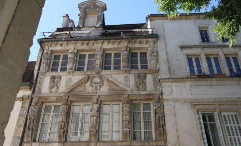 Casa Cariatidelor din Dijon
