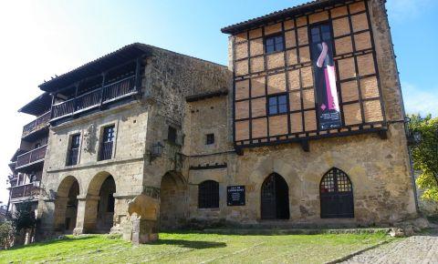 Casa de Parra din Santiago de Compostela
