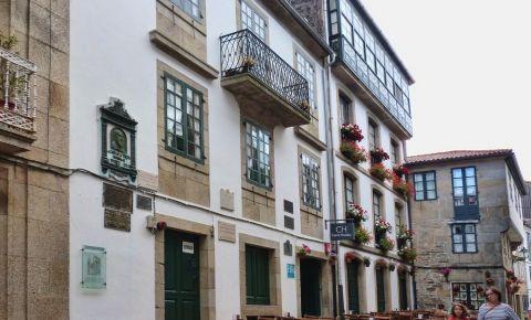 Muzeul Casa de la Troya din Santiago de Compostela