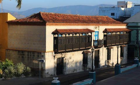 Casa Diego Velazquez din Santiago de Cuba