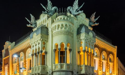 Casa Dragonilor din Ceuta