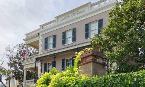 Casa Edmondston-Alston din Charleston