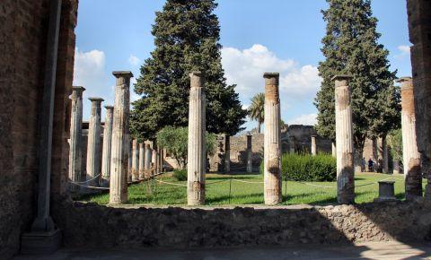 Casa Faun din Pompei