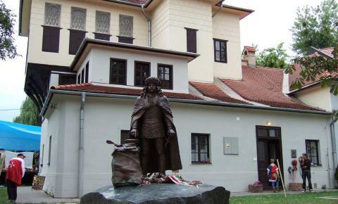 Casa Ferenc Rakoczi din Kosice