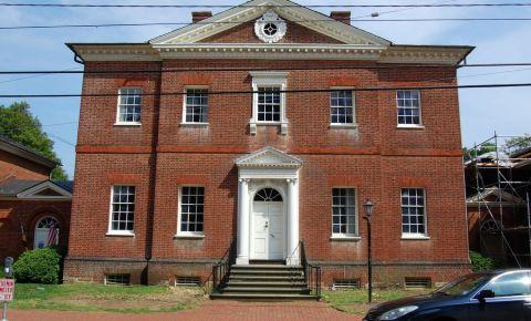 Casa Hammond-Harwood din Annapolis
