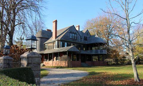 Casa Isaac Bell din Newport