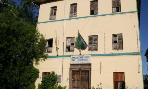 Casa Livingstone din Zanzibar