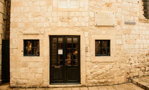 Casa Marin Drzic din Dubrovnik