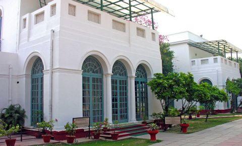 Casa Memoriala Gandhi din New Delhi