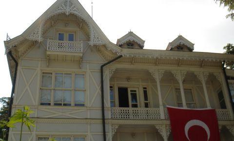 Casa Memoriala Mustafa Ataturk din Bursa