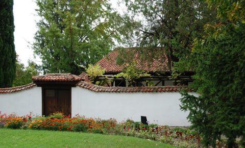 Casa Memoriala Vasil Levski din Karlovo