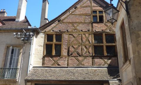 Casa Milliere din Dijon