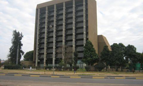 Casa Orapa din Gaborone