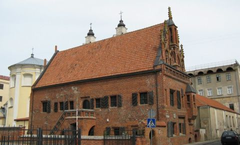 Casa Perkunas din Kaunas