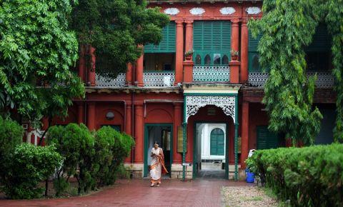 Casa Poetului Tagore din Calcutta