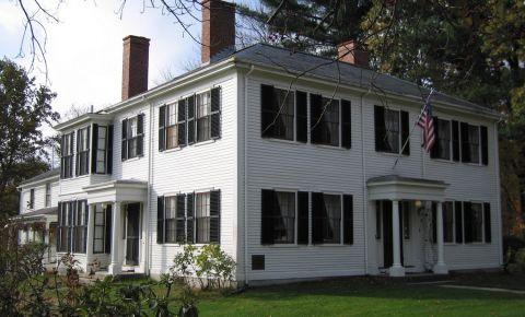 Casa Ralph Waldo Emerson din Concord