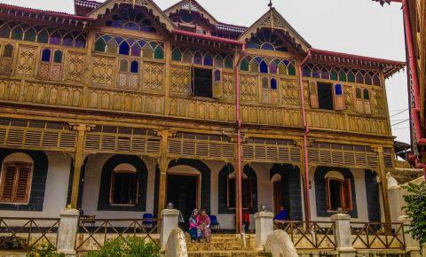 Casa Rimbaud din Harar