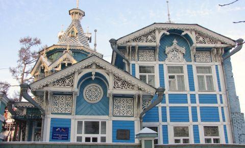 Casa Ruso-Germana din Tomsk