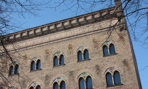 Casa Saracului din Halmstad
