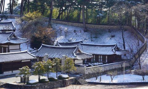 Casa Seongyeojang din Gangneung