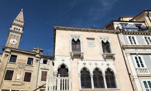 Casa Tartini din Piran