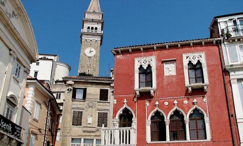 Casa Venetiana din Piran