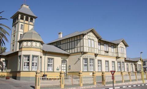 Casa Woermann din Swakopmund