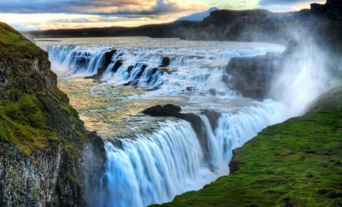 Cascada Dettifoss din Reykjavik